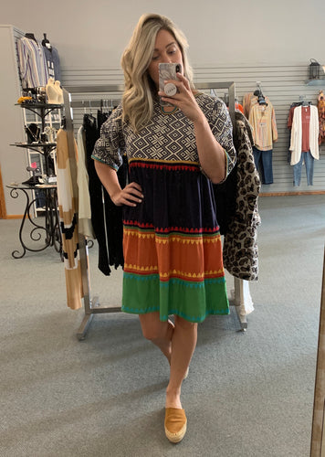 Ivy Jane Layer Me In Color Dress