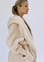 Load image into Gallery viewer, Nordic Beach Sweater - Fluffy Frappe