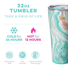 Load image into Gallery viewer, Swig 32 oz Tumbler - Wanderlust