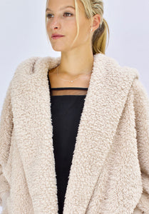 Nordic Beach Sweater - Fluffy Frappe