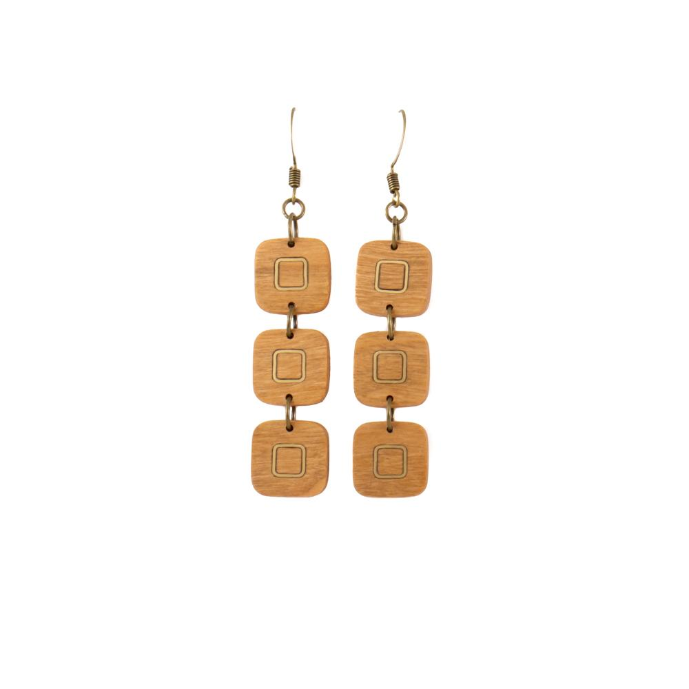 Quattour Earrings