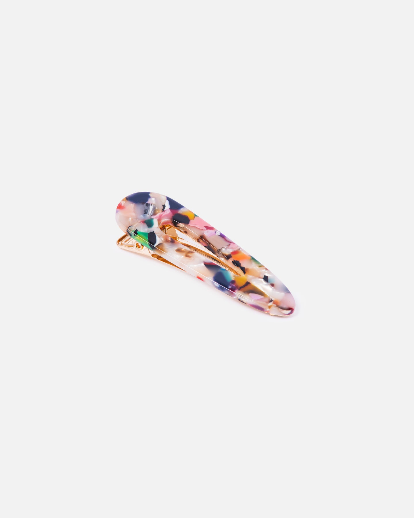 Multi-Colored Hair Clip