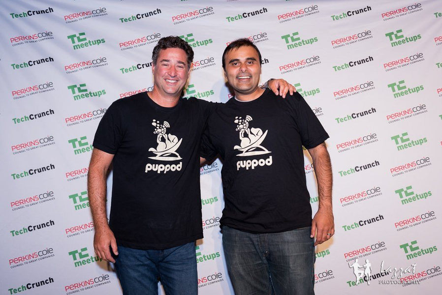 PupPod Wins TechCrunch Audience Choice Award