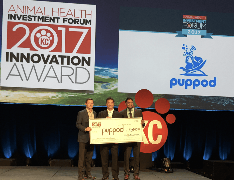 PupPod Wins 2017 Innovation Award