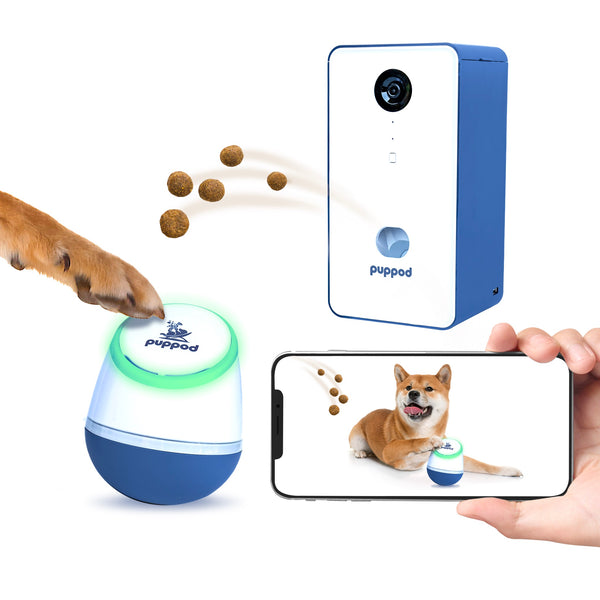 PupPod Rocker with Feeder