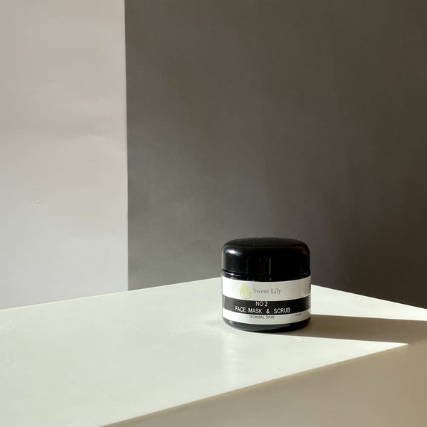 Face Mask & Scrub - No 2 normal skin - Ansigtsmaske
