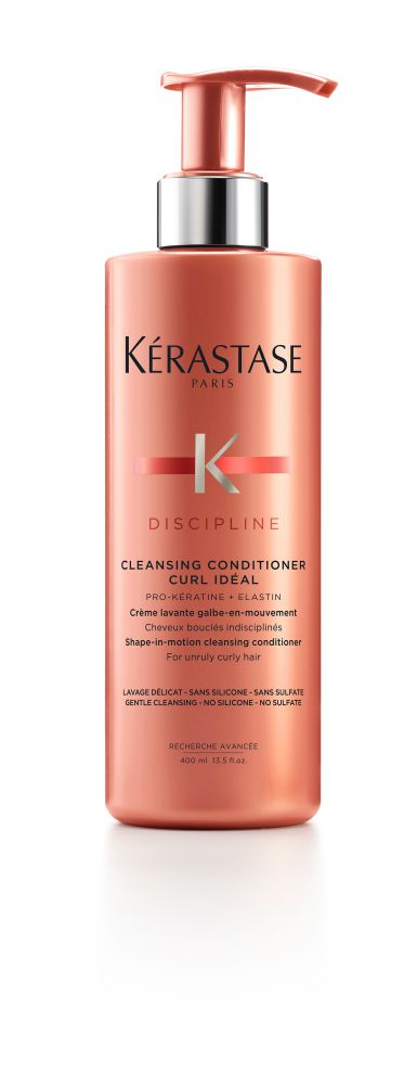 DISCIPLINE curl ideal cleansing conditioner