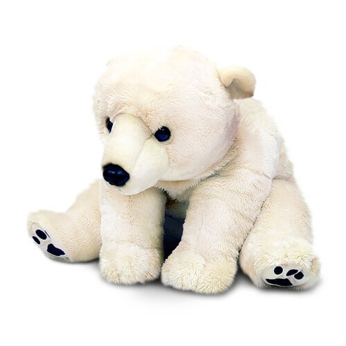Polar Animal Cuddly Soft Plush Toys including Polar Bears, Penguins, Seals