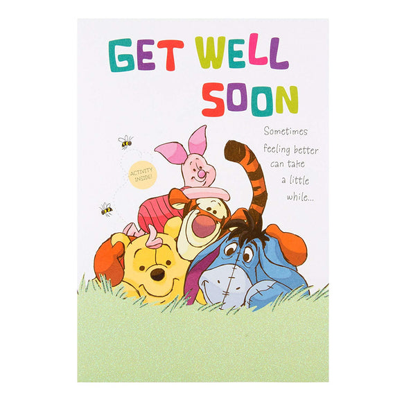 Children's Get Well Soon Cards