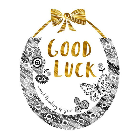 Good Luck Greetings Cards