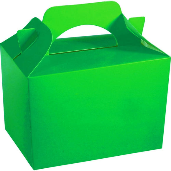 Party Bags and Treat Boxes
