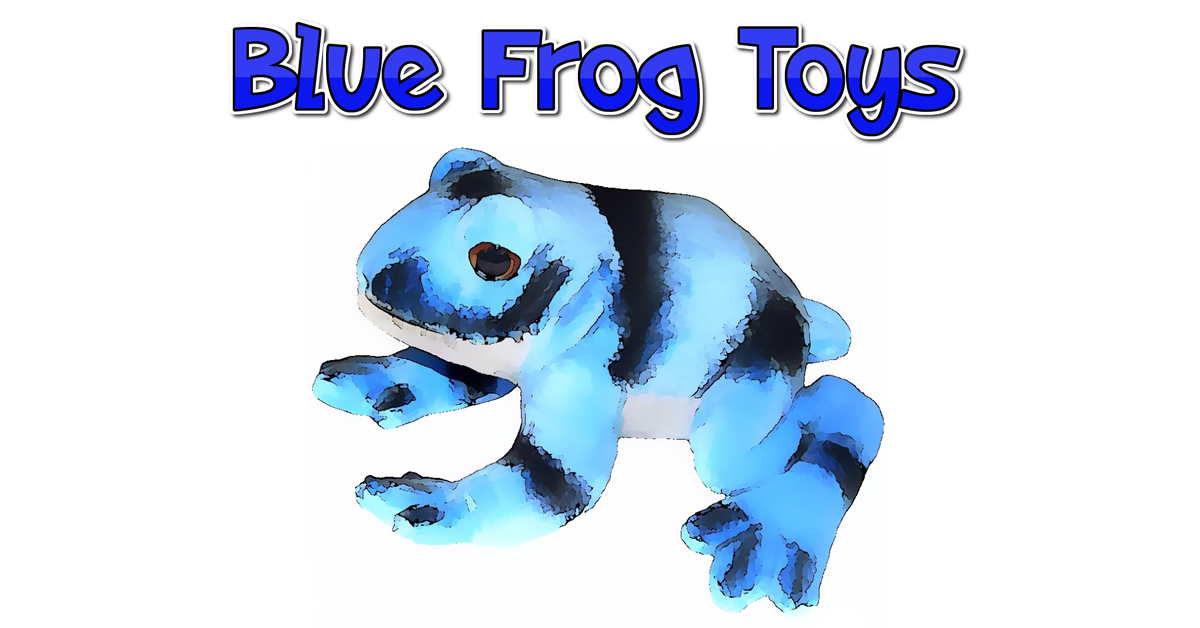 Children's Toys | Childrens Animal Masks | Blue Frog Toys