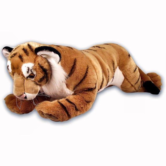 Huge Giant Cuddly Toy Large Plush Tiger