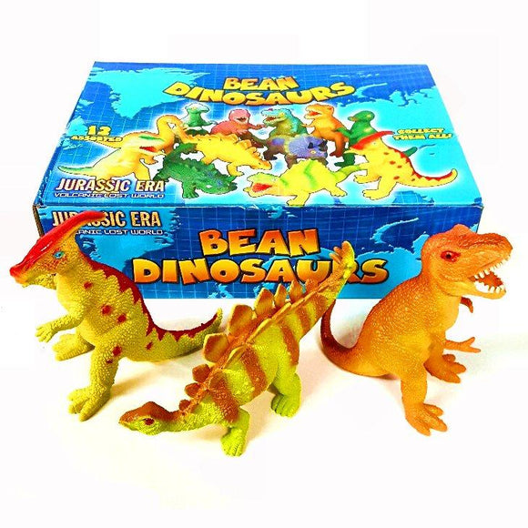 Box of 12 Stretchy Dinosaur Toys Fundraising Idea