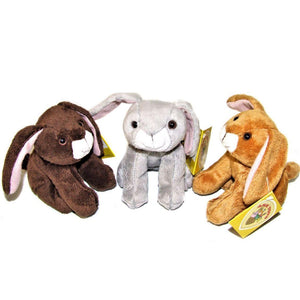 12cm Bunny Rabbit Soft Toy suitable for all ages, sold individually