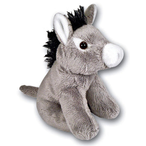 Pack of 10 x 13cm Donkey Cuddly Plush Soft Toy suitable for all ages