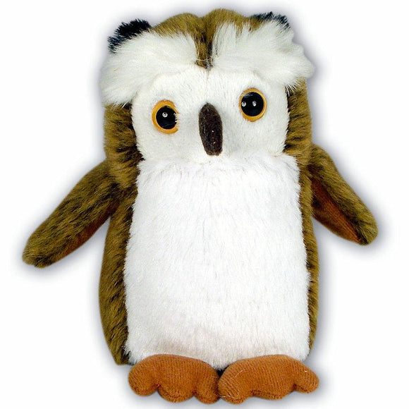 pack of 10 13cm Owl Cuddly Soft Plush Woodland Toys
