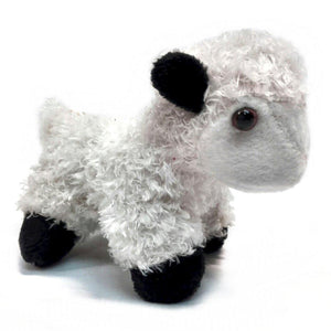 13cm easter Lamb Sheep Cuddly Plush Soft Toy suitable for all ages Easter treat