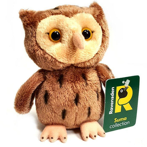 Eagle Owl Cuddly Plush Soft Toy