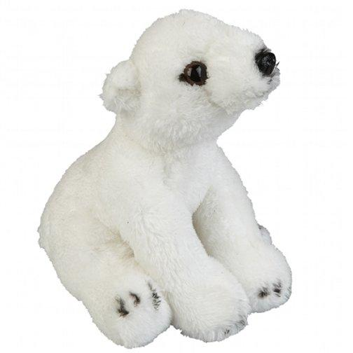 Polar Bear Cuddly Plush Sea Life Soft Toy