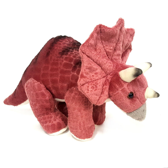 Triceratops Cuddly Plush Soft Toy