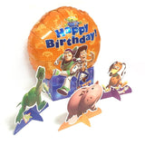Toy Story Balloon Centrepiece