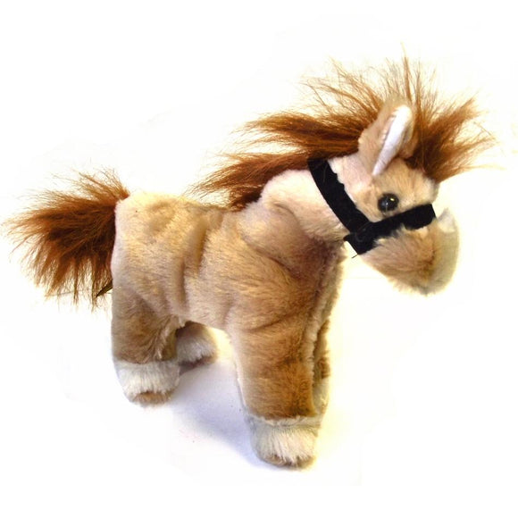 22cm Horse Cuddly Soft Toy suitable for all ages