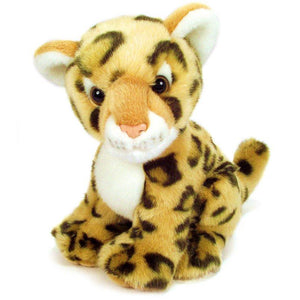 25cm Leopard Cuddly Plush Toy