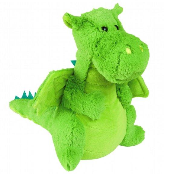 28cm Green Dragon Cuddly Plush Toy suitable for all ages