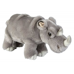 Large Rhinoceros Cuddly Stuffed Toy Animal