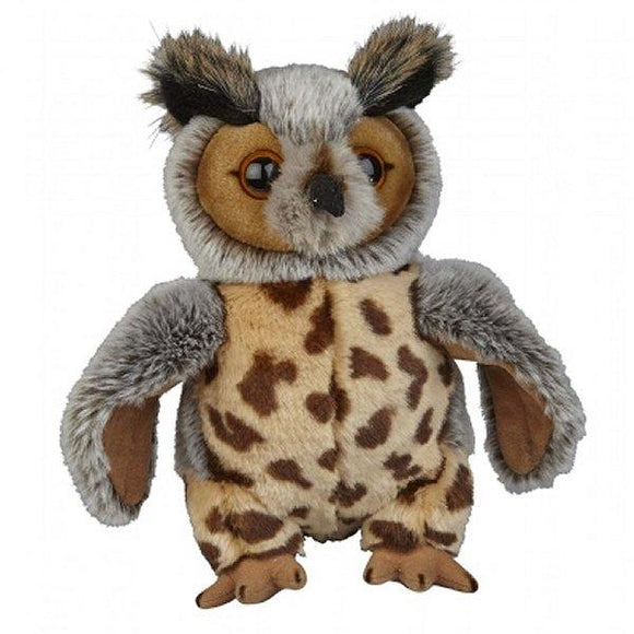 28cm Eagle Owl Cuddly Plush Toy