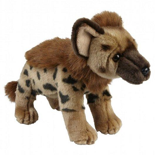 28cm Hyena Cuddly Plush Soft Toy suitable for all ages