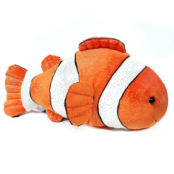 35cm Clwon Fish Cuddly Soft Plush Toy Suitable for all ages great gift idea