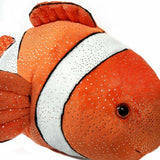 35cm Clown Fish Cuddly Soft Toy Suitable for all ages