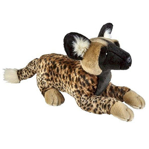 Large Hunting Dog Cuddly Plush Soft Toy