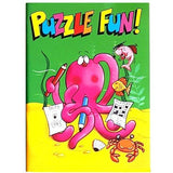 A6 Puzzle Fun Activity Book