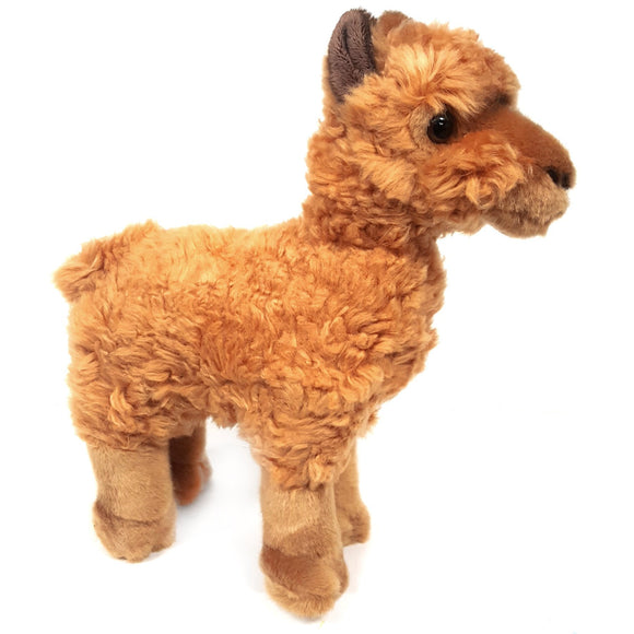 Alpaca Cuddly Plush Soft Toy Animal suitable for all ages