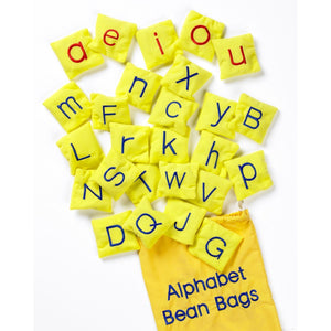 Set of Alphabet A to Z sensory learning resources set