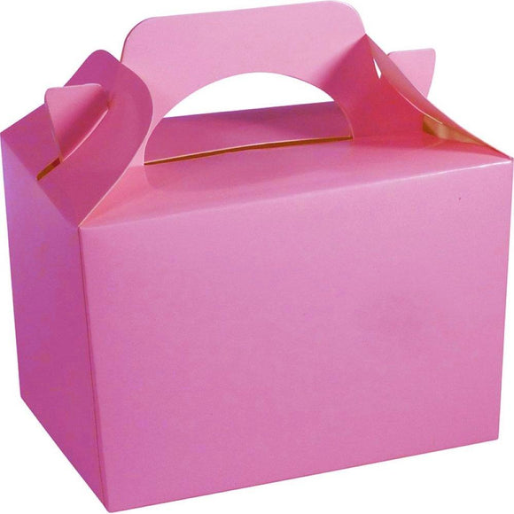 Baby Pink Food, Gift, Cake, Favor, Toy Boxes