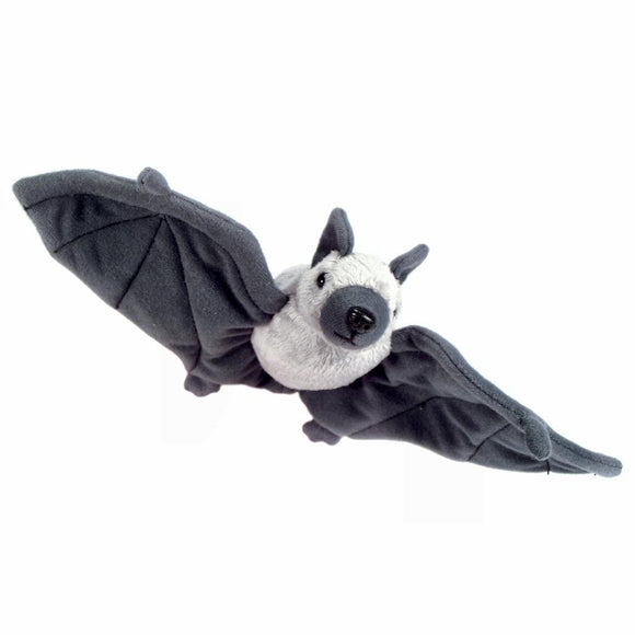 13cm Flying Bat Cuddly Soft Toy