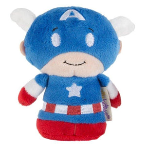 Marvel Avengers Captain America Itty Bitty Soft Toy by Hallmark
