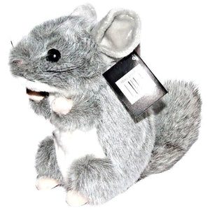 Chinchilla Cuddly Plush Soft Toy