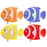 Clockwork Clownfish Bath Toy