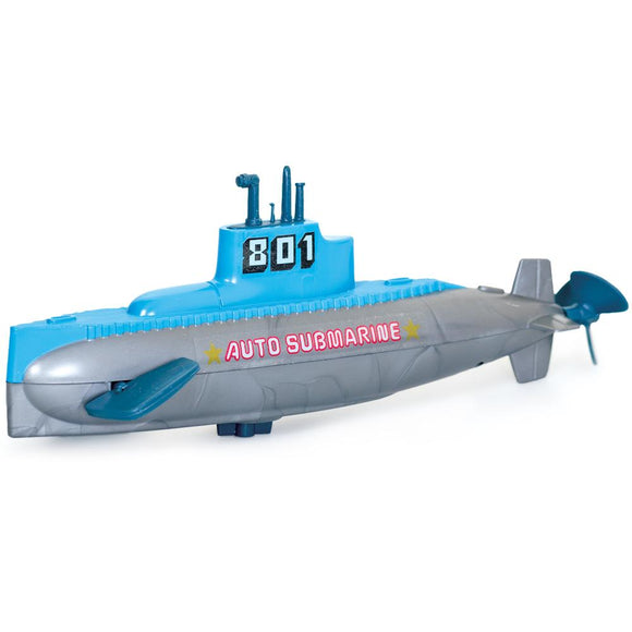 Clockwork Submarine Bath Toy