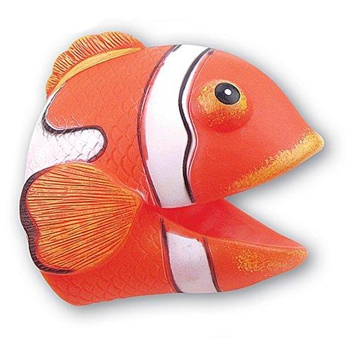 Clown Fish Adult and Child Rubber Hand Puppet