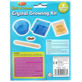 Crystal Growing Kit reverse side