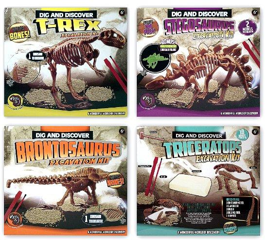 Dinosaur Dig Kit Science and Discovery Toy