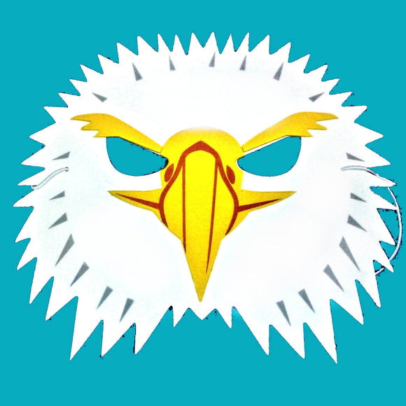 Children's Eagle Face Mask for Fancy Dress