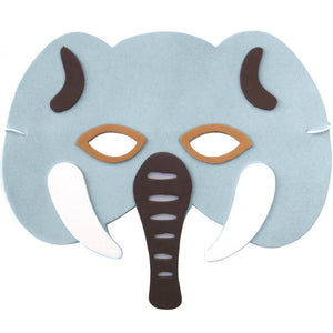 Children's Elephant Face Mask for Fancy Dress