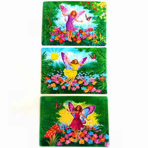 Fairy Jigsaw Puzzle Party Bag Filler Favor